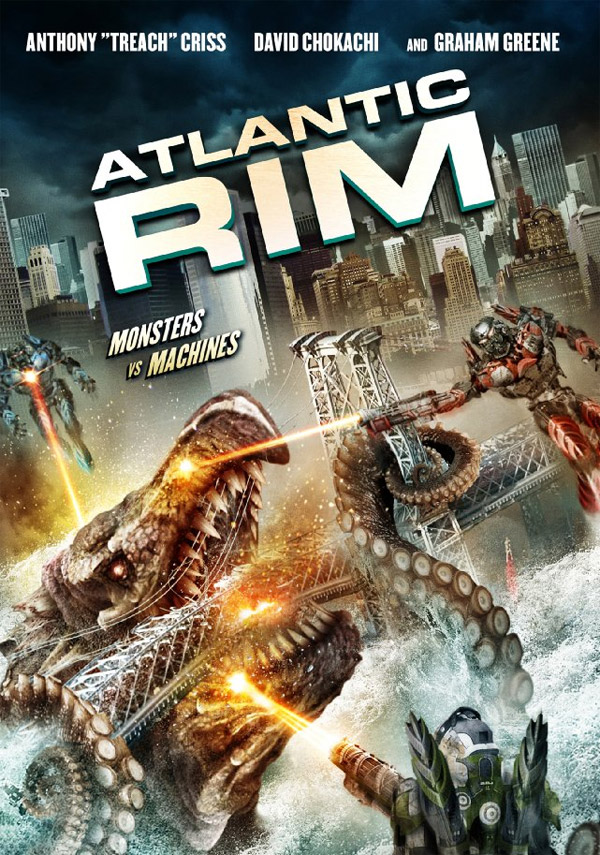 Us poster from the movie Atlantic Rim