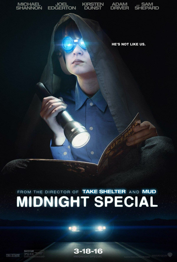 Us poster from the movie Midnight Special