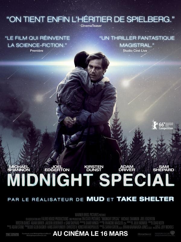 Кадры из фильма «Midnight Special» / 2016