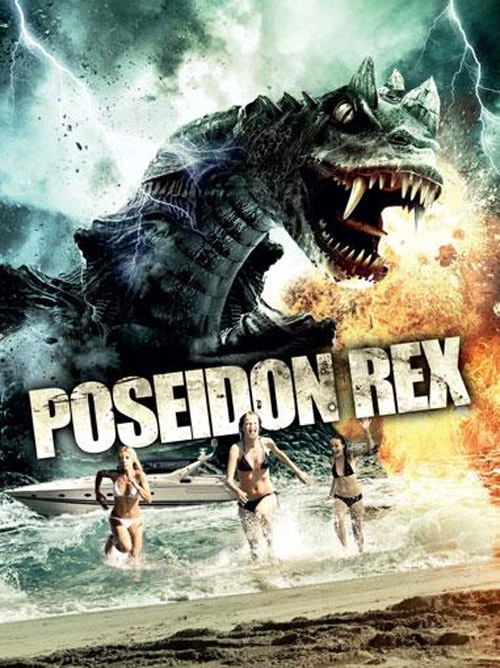 Unknown poster from the movie Poseidon Rex
