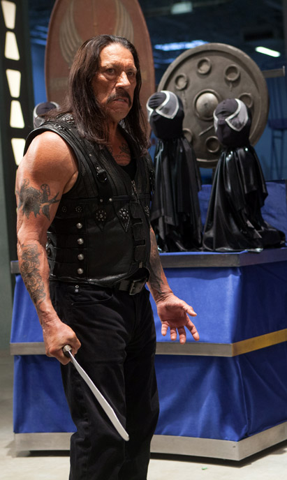 Photo de 'Machete Kills' - ©2013 Wild Bunch - Machete Kills (Machete Kills) - cliquez sur la photo pour la fermer