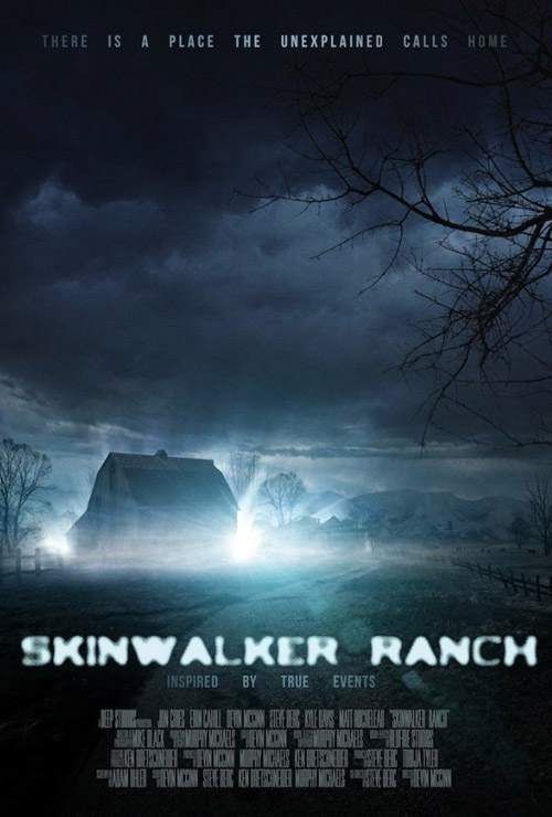 Us poster from the movie Skinwalker Ranch