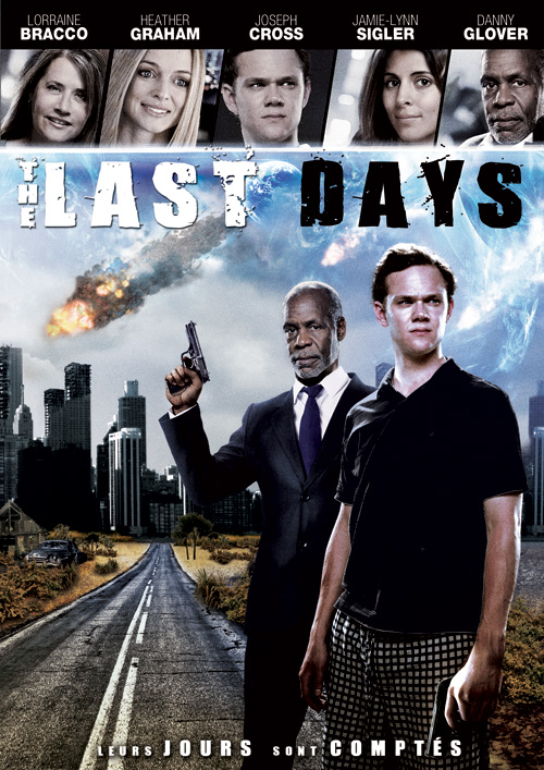 Affiche française de 'The Last Days'