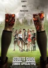 Scout's Guide to the Zombie Apocalypse (In theaters October 30, 2015)