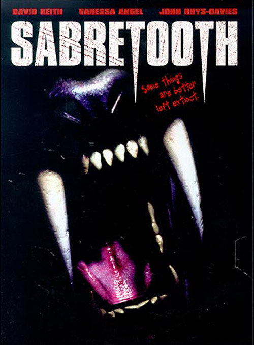 Us poster from the TV movie Sabretooth