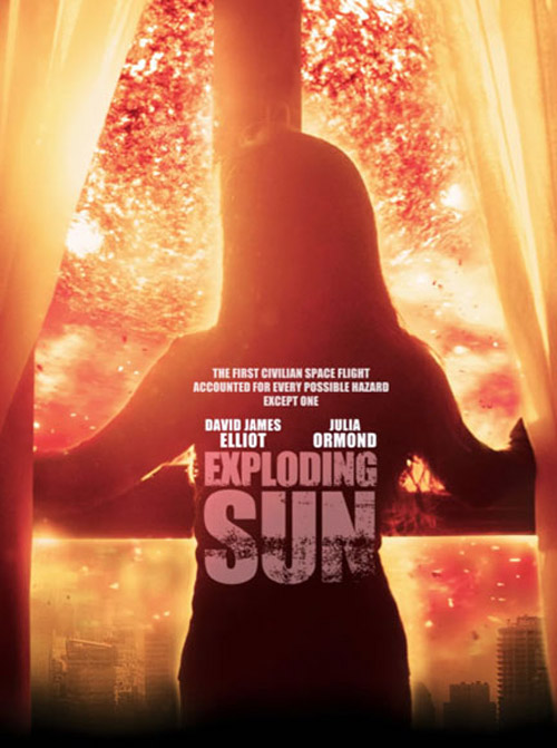 Unknown poster from the movie Exploding Sun