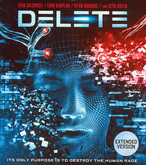 Us poster from the TV movie Delete