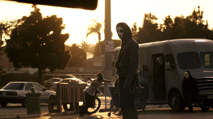 Photo de 'American Nightmare 2 : Anarchy' - ©2014 Universal Pictures - American Nightmare 2 : Anarchy (The Purge: Anarchy) - cliquez sur la photo pour la fermer