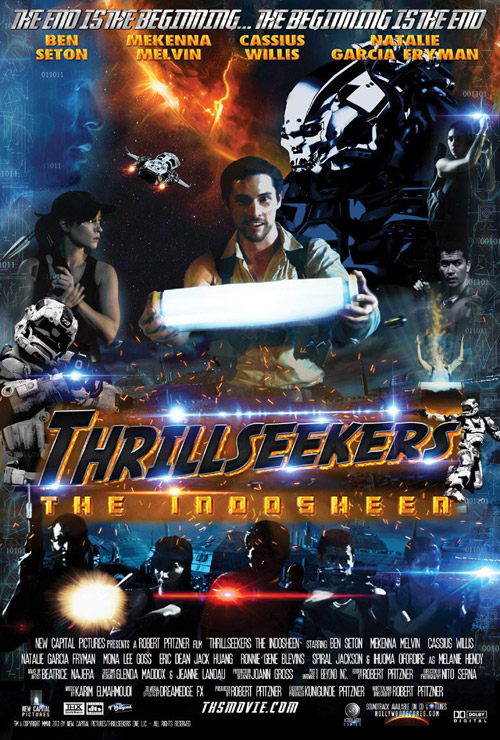 Us poster from the movie Thrillseekers the Indosheen