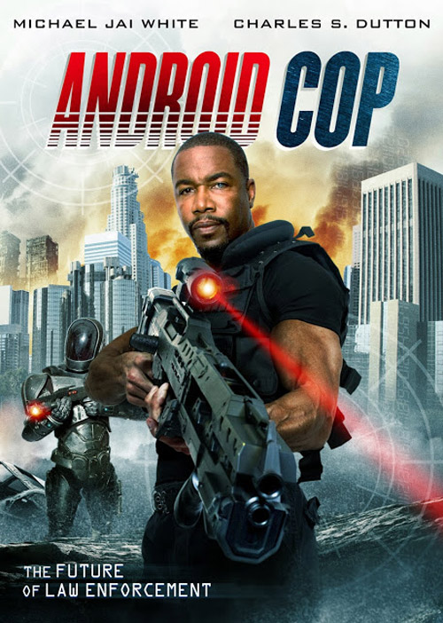 Us poster from the movie Android Cop