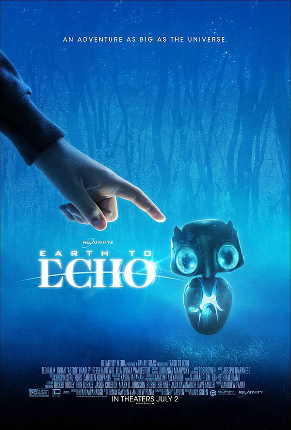 Us poster from the movie Earth to Echo