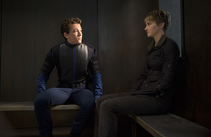 Photo de 'Divergente 2 : l'insurrection' - ©2015 Lionsgate - Divergente 2 : l'insurrection (Insurgent) - cliquez sur la photo pour la fermer
