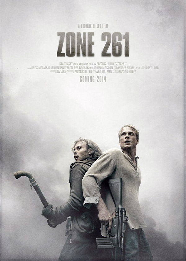Unknown poster from the movie Zone 261 (Zon 261)