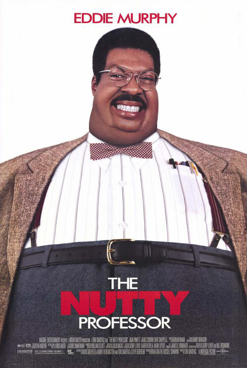 Us poster from the movie The Nutty Professor
