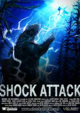Movie poster from Shock Attack, in theaters on March 01, 2015