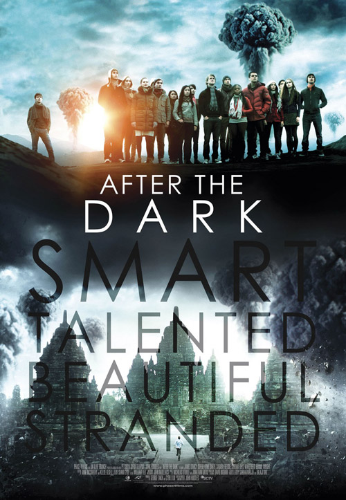 Us poster from the movie After the Dark