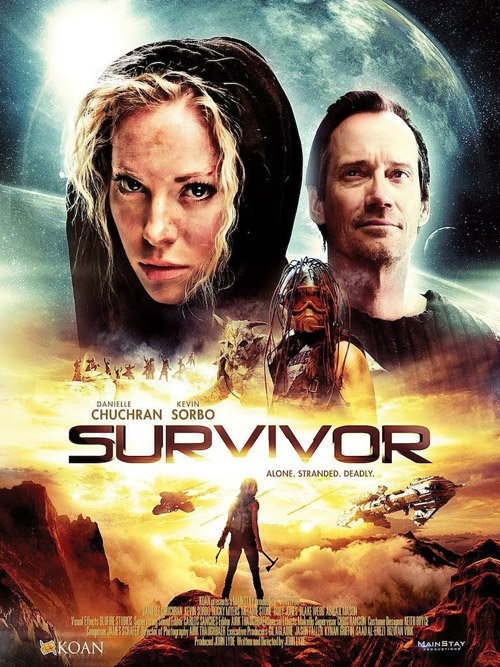 Us poster from the movie Survivor
