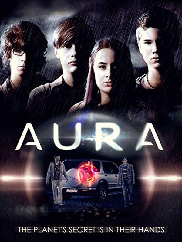Us poster from the movie Aura