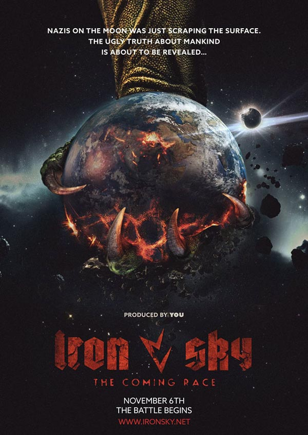 Unknown poster from the movie Iron Sky the Coming Race  (Iron Sky the Coming Race)