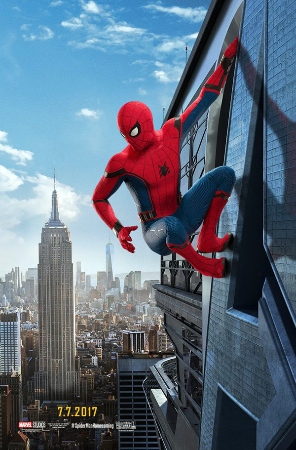Us poster from the movie Spider-Man: Homecoming