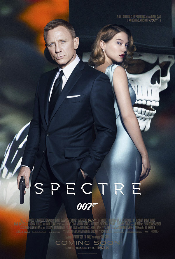 Us poster from the movie Spectre