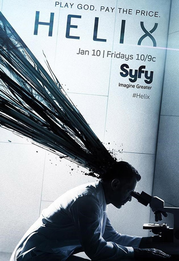 Us poster from the series Helix