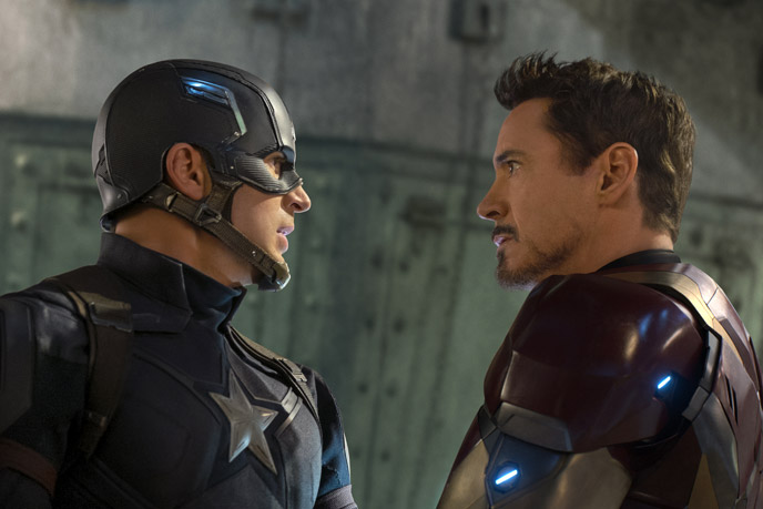 Photo de 'Captain America : Civil War' - ©2016 Marvel Entertainment - Captain America : Civil War (Captain America: Civil War) - cliquez sur la photo pour la fermer