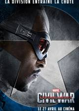 French poster thumbnail from 'Captain America: Civil War'