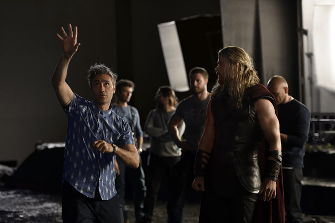 Photo de 'Thor: Ragnarok' - ©2017 Marvel Entertainment - Thor: Ragnarok (Thor: Ragnarok) - cliquez sur la photo pour la fermer