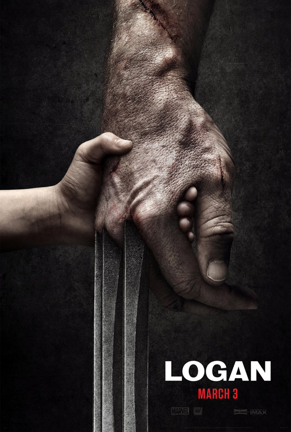 Us poster from the movie Logan