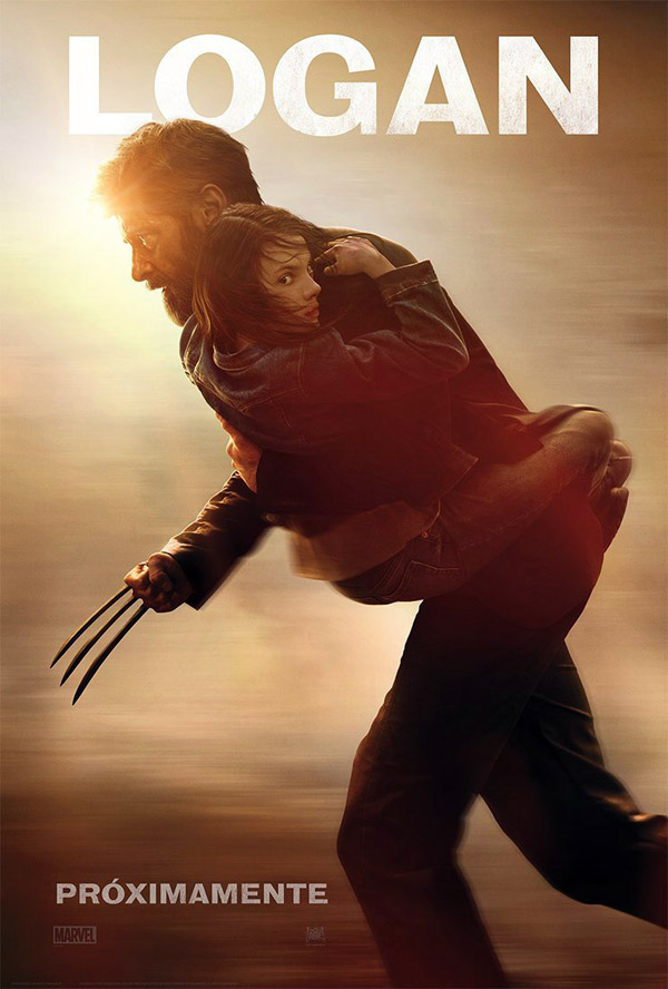 Us poster from 'Logan'