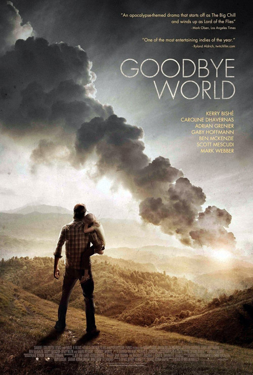 Us poster from the movie Goodbye World