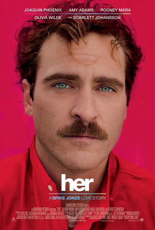 Us poster from the movie Her