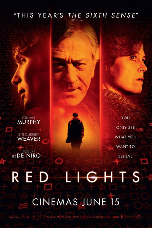 Us poster from the movie Red Lights
