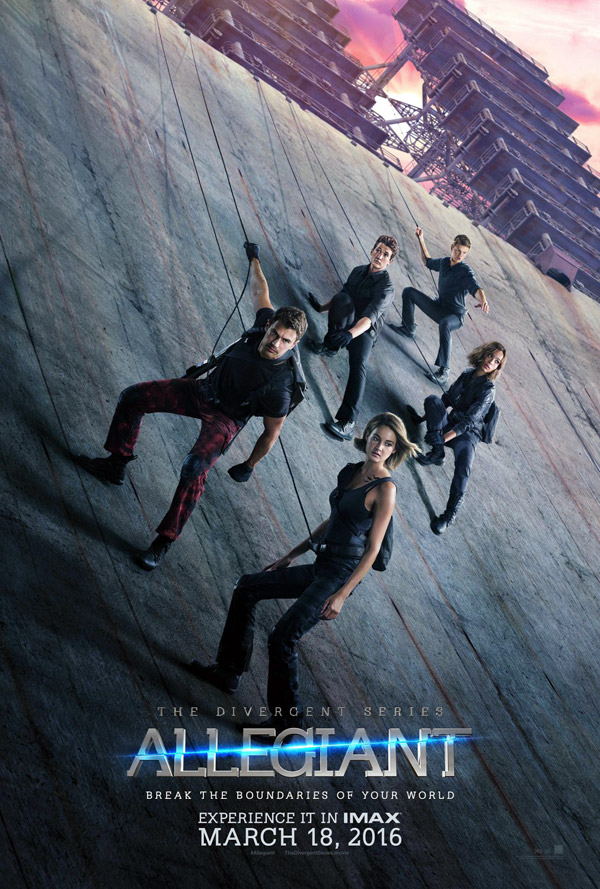 Us poster from the movie The Divergent Series: Allegiant