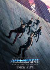 Movie poster from The Divergent Series: Allegiant, in theaters on March 18, 2016