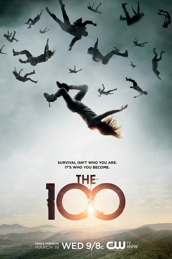 Us poster from the series The 100