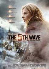 Movie poster from The 5th Wave, in theaters on January 22, 2016