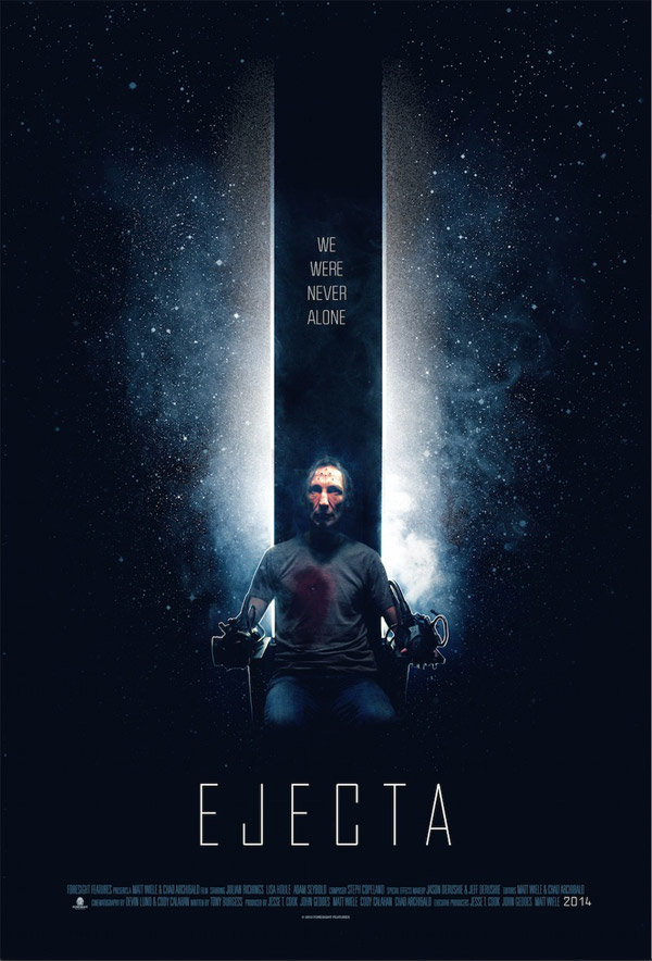 Unknown poster from the movie Ejecta