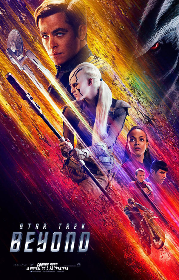 Us poster from the movie Star Trek Beyond