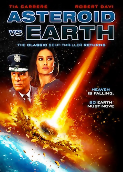 Us poster from the movie Asteroid vs Earth