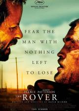 Movie poster from The Rover, in theaters on June 20, 2014