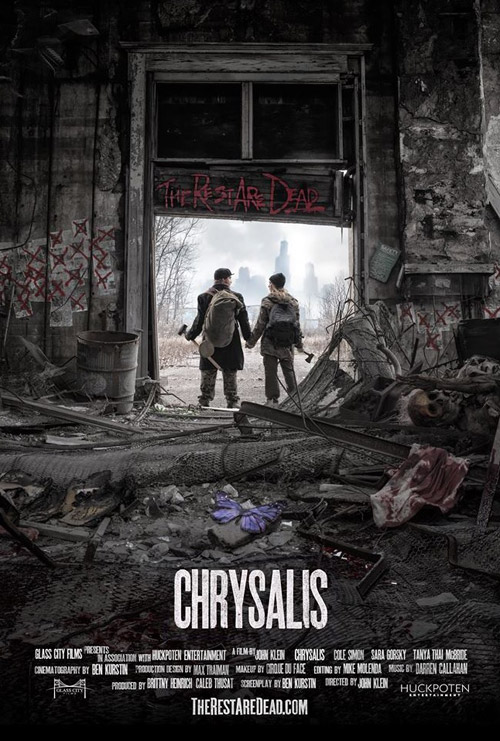 Us poster from the movie Chrysalis