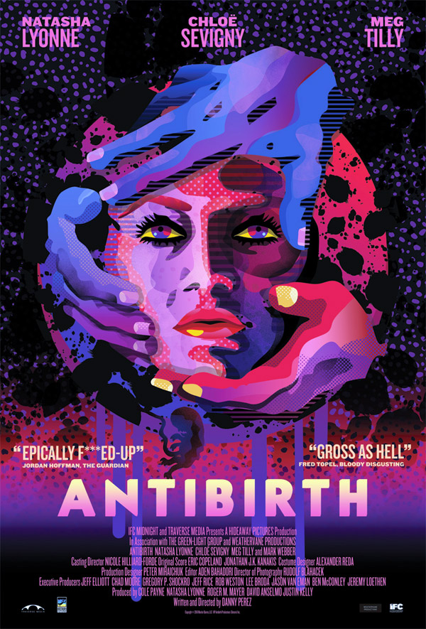 Us poster from 'Antibirth'