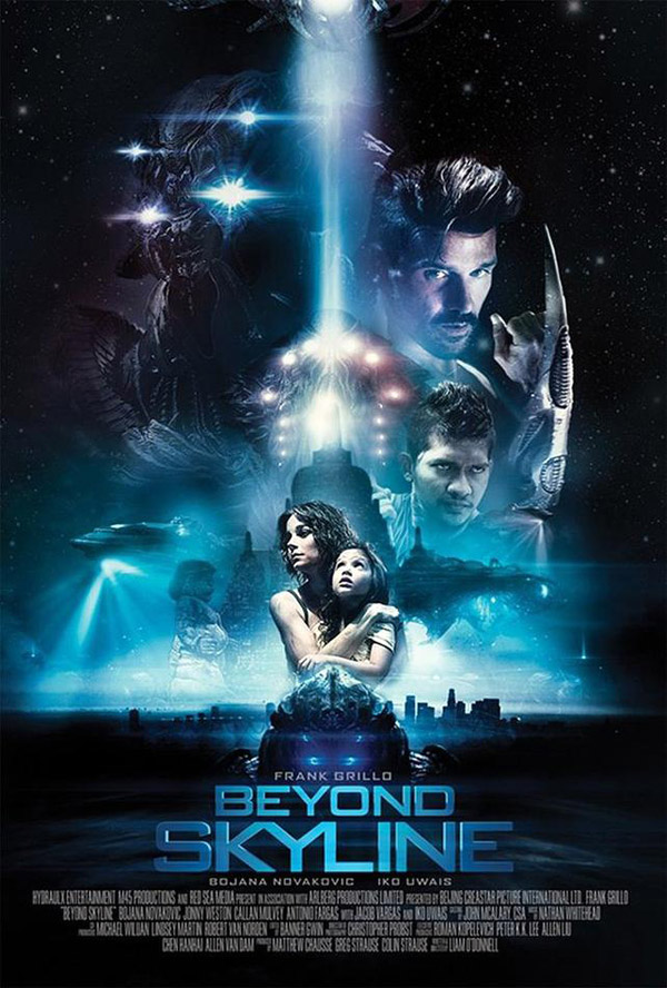 Us poster from the movie Beyond Skyline