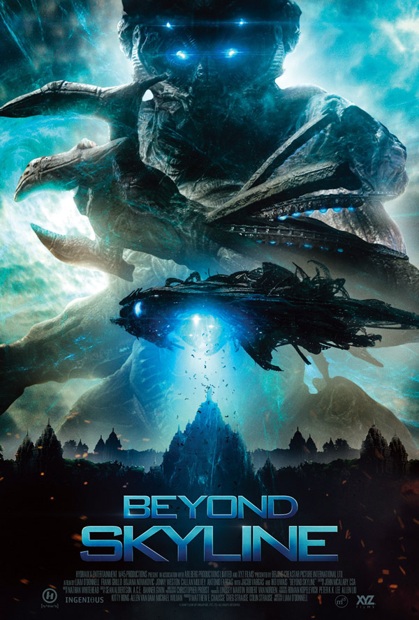 Us poster from 'Beyond Skyline'