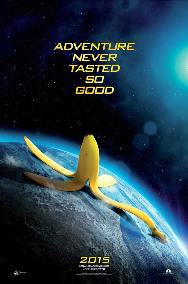 Us poster from the movie Bananaman