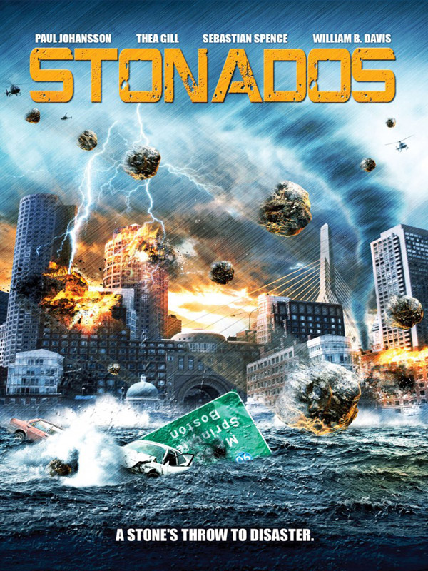 Us poster from the TV movie Stonados