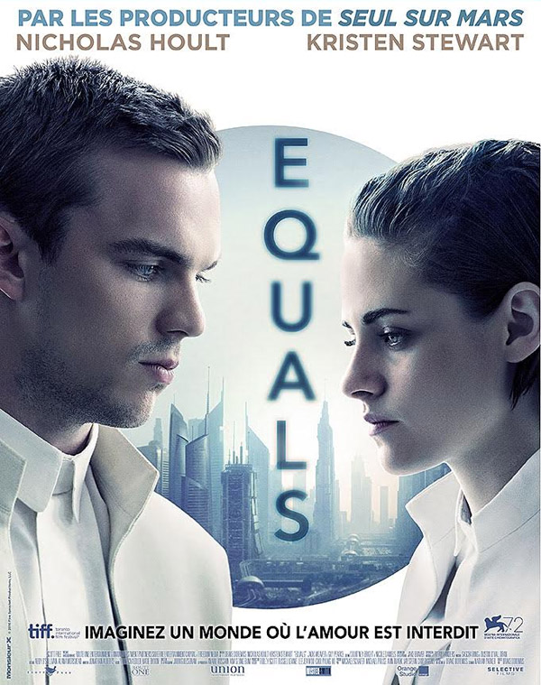 French poster from 'Equals'