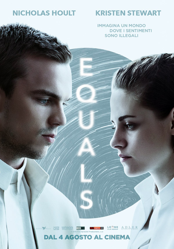 Unknown poster from 'Equals'